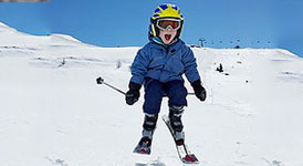 Youth Ski Boots category