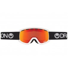 Dragon Lil D INVERSE/Red Ionized Youth Goggle