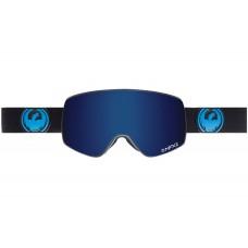 Dragon NFX2  JET w/Dark Smoke Blue +Bonus Lens