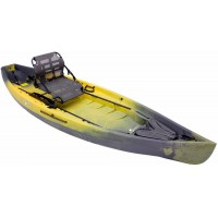 NuCanoe Frontier 12 STINGER LIMITED EDITION w/ 360 Pinnacle Seat & Rigid 360 Base Low 2017