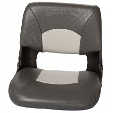 Max 360 Seat w/Stainless Steel Swivel-Charcoal