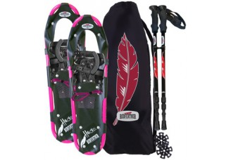 Redfeather Womens Hike  Snowshoe Kit